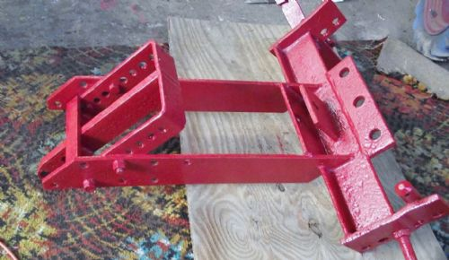 Tractor 3 Point Linkage Hitch.